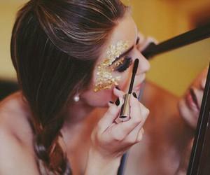 make up, makeup, and perfect image