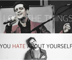 panic! at the disco and hallelujah image