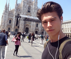 boy and milan image