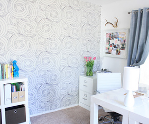 appartement, deco, and wallpaper image