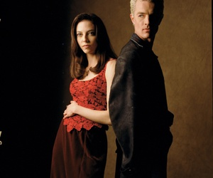 buffy, spike, and william the bloody image
