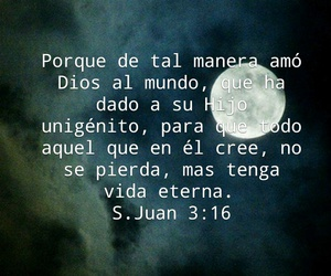 amor, dios, and especial image