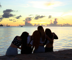 sistar, girls, and kpop image