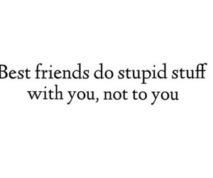 best friends, friendships, and quotes image