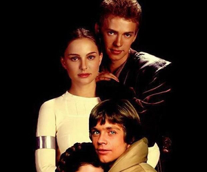 star wars, padmé, and family image