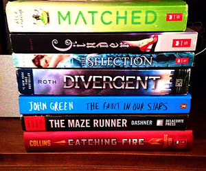 books, clothes, and couples image