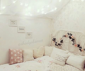 bedroom, cozy room, and room image
