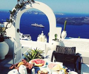 Greece, summer, and weheartit image