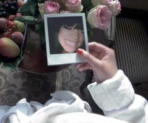 fuck you, lily allen, and polaroid image