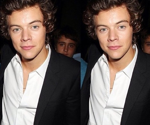eyes, Harry Styles, and handsome image