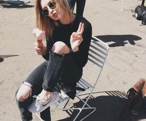 grunge, style, and girl image
