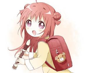 anime and yuru yuri image