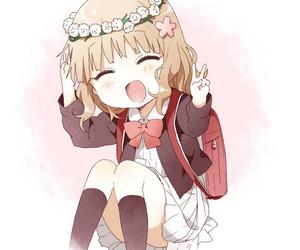 anime, lol, and yuru yuri image