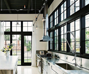 kitchen, home, and design image