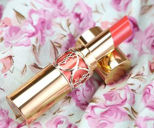 beauty, YSL, and cosmetics image