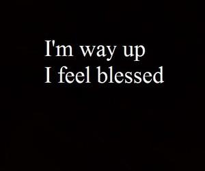 Lyrics, music, and blessings image