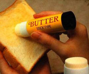 bread, butter, and cool image