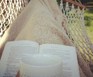 book, relax, and read image