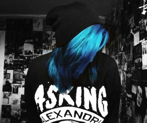 asking alexandria and emo image