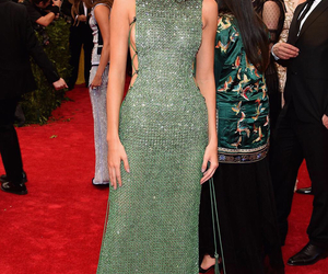 kendall jenner, met gala, and red carpet image