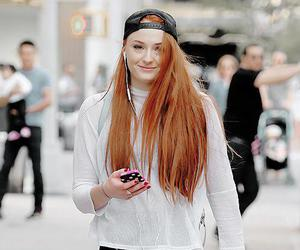 got, sophie turner, and sansa stark image