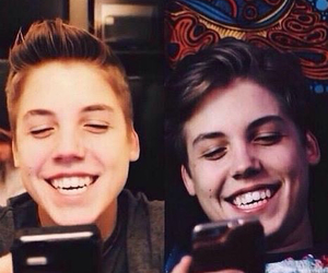 smile, cute, and matthew espinosa image