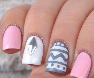 cool, femenino, and nails image