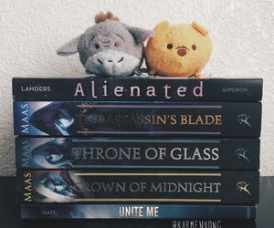 alienated, book, and books image