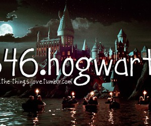 cool, harry potter, and hogwarts image
