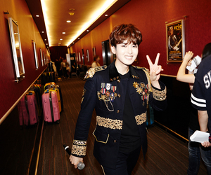 ryeowook, super junior, and singapore image