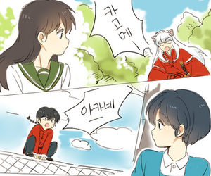 ranma and inuyasha image