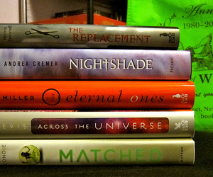 Across the Universe, nightshade, and matched image