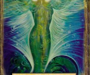 rev jacqueline j garner, angel card, and angel intuitive image