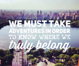 adventure, life quotes, and life image