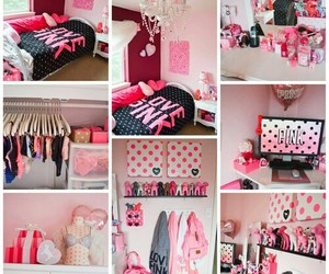 pink and love pink image