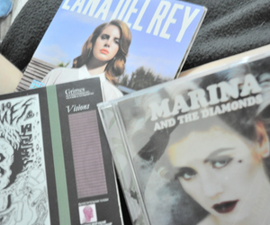 pale, lana del rey, and marina and the diamonds image