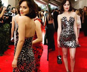 fashion, girl, and Jamie Dornan image