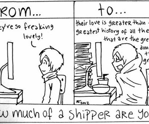shipper and ship image
