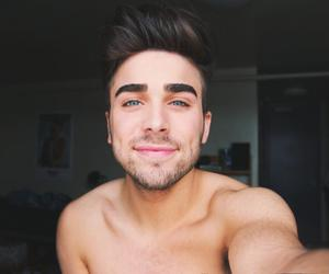 boy, fit, and hair image