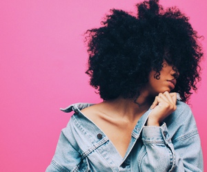Afro, blackgirl, and instagram image
