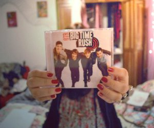 cd, big time rush, and Dream image