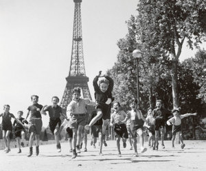paris, children, and Robert Doisneau image