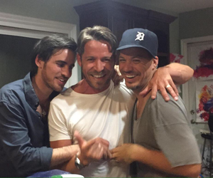 sean maguire, ouat, and colin odonoghue image