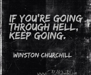 inspiring, winston churchill, and quotes image