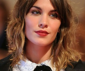alexa chung and hair image
