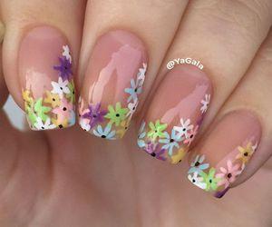 elegant, floral, and summer image