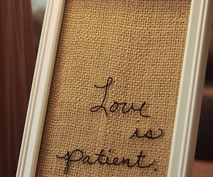 love, diy, and patient image