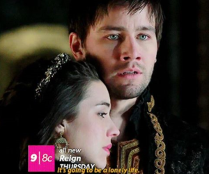queen mary, reign, and torrance coombs image