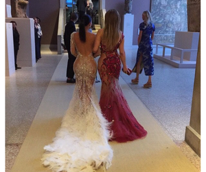 dress, kim kardashian, and Jennifer Lopez image