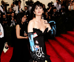 katy perry, met gala, and dress image